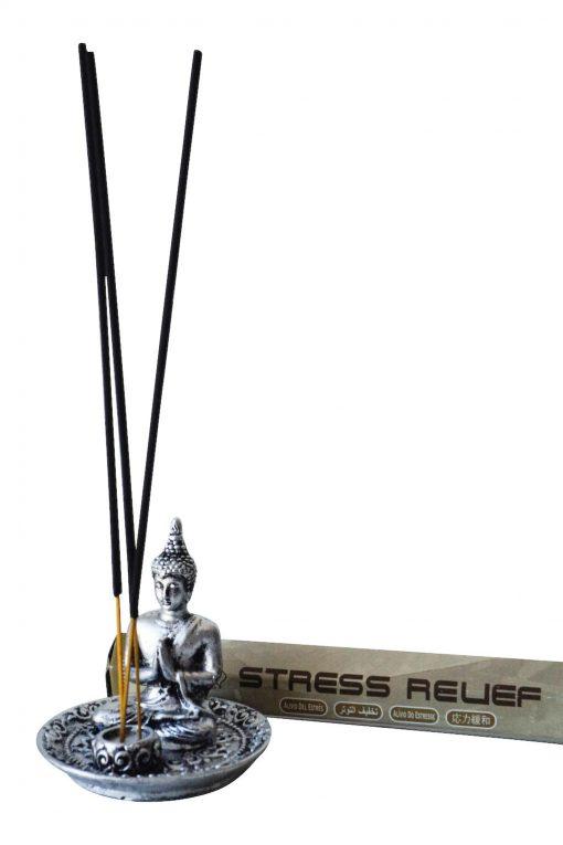 wierook om stress te ontladen
