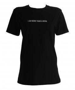 zwart t-shirt mpeder